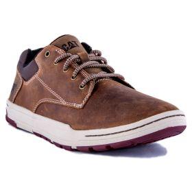 Zapato Hombre Cat P716677 (Marron, 44 )