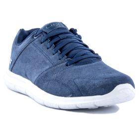 Zapatillas Hombre Skechers 53994 (Azul-01, 41)