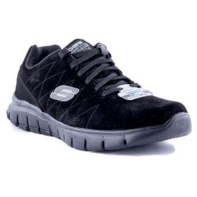 Zapatillas Hombre Skechers 999668 (Negro, 40)