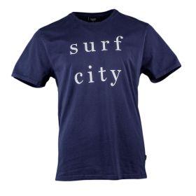 Camiseta Hombre Edmmond Surf City