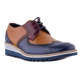 Zapatos Hombre Angel Infantes 09060