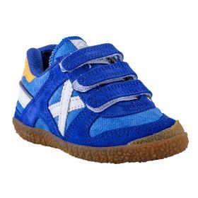 Zapatillas Niño Munich Mini Goal VCO424