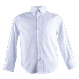 Camisa Niño Hugo Boss J25977 (Blanco, 4-años)