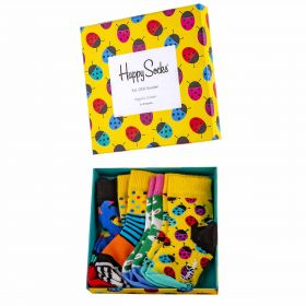 Calcetines Niño Happy Socks Ladybug Gift Box