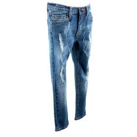 Pantalón tejano Niño Hitch-Hiker 258405-8010 (Azul-01, 4-años)