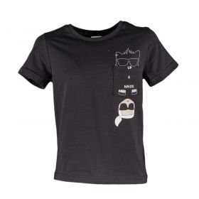 Camiseta Niño Karl Lagerfeld Z25179