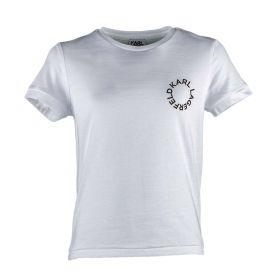 Camiseta Niño Karl Lagerfeld Z25181