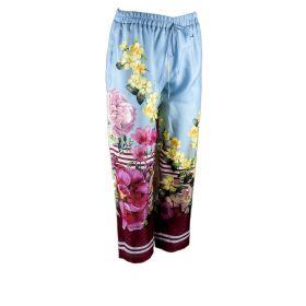 Pantalón Mujer Blugirl 03341 (Multicolor, S)