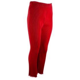 Pantalón Mujer By Malene Birger Q62303002 (Rojo, XS)