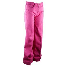 Pantalón Mujer Love Moschino WQ40680S2817 (Rosa, XXS)