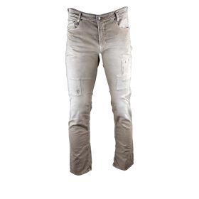 Pantalón Hombre MAC Jeans 0716-0590-50 (Gris-02, L)