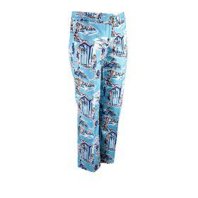 Pantalón Mujer Blugirl 05344 (Azul-03, S)