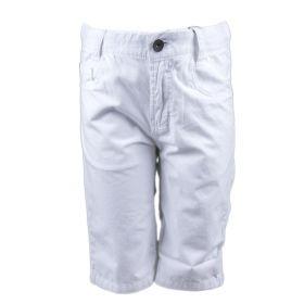 Pantalón corto Niño Hugo Boss J24433 (Blanco, 12-años)
