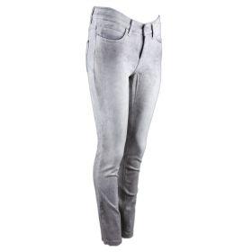 Pantalón Mujer MAC 0355L-5402-90 (Gris-02, XS)