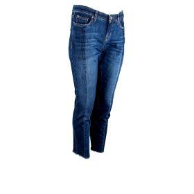 Pantalón tejano Mujer Cambio 9133-0118-02 (Azul-01, L)