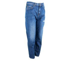Pantalón tejano Mujer Love Moschino WQ38107T9153 (Azul-01, XS)