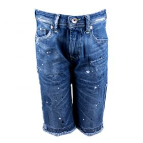 Pantalón tejano corto Niño Diesel 00J3CH-KXA5X (Azul-01, 10-años)