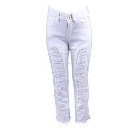 Pantalón tejano Niña Twin-Set GS82CA (Blanco, 16-años)
