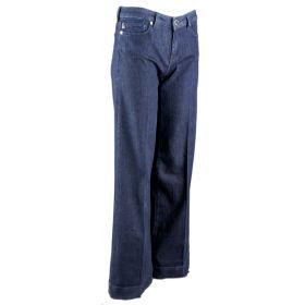 Pantalón tejano Mujer Love Moschino WQ40601S2795 (Azul-01, XXS)