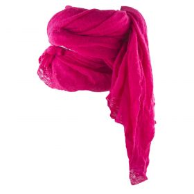 Pañuelo Mujer Pin 1876 5505F-101 (Rosa, Única)