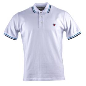 Polo Hombre 1.2.1 5133 (Blanco, L)