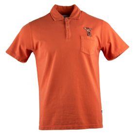 Polo Hombre 1.2.1 5139 (Naranja, M)
