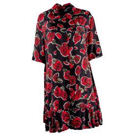 Vestido Mujer Love Moschino WVG6800T9519 (Multicolor, XS)