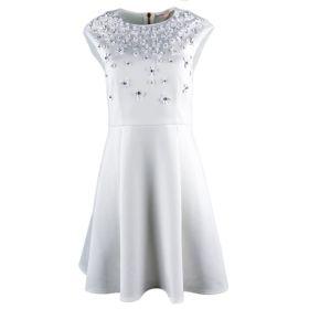 Vestido Mujer Ted Baker WA7W-GD36 (Blanco, XL)