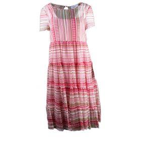 Vestido Mujer Blugirl 03420 (Multicolor, S)