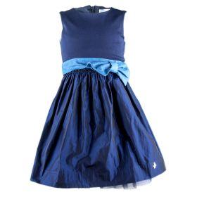 Vestido Niña Lú Lý by Miss Grant I4146557 (Azul-01, S)