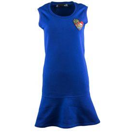 Vestido Mujer Love Moschino W595980M3843 (Azul-01, S)