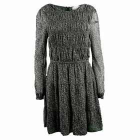 Vestido Mujer Michael by Michael Kors MU78X376PX (Gris-02, S)