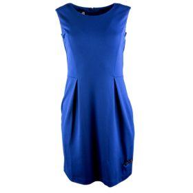 Vestido Mujer Love Moschino W594980E1752 (Azul-02, M)