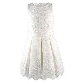 Vestido Niña Liu·Jo D18009J1776 (Blanco, 10-años)