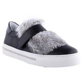 Zapatillas Mujer Alpe 32862071 (Negro, 36)