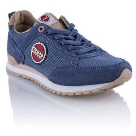 Zapatillas Mujer Colmar CTRACW117 (Azul-01, 36 )