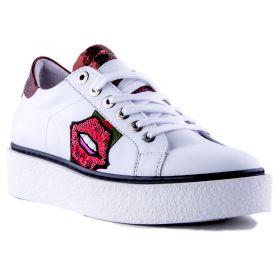 Zapatillas Deportivas Mujer Alpe 32077174 (Blanco, 37 )