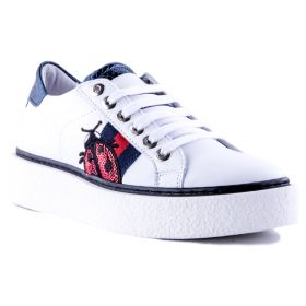 Zapatillas Mujer Alpe 32817177 (Blanco, 40)