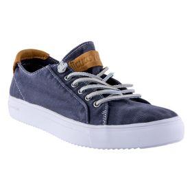 Zapatillas Deportivas Hombre Blackstone PM31 (Azul-01, 40)