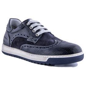 Zapatillas Nero Giardini 05020U (Azul-01, 40)