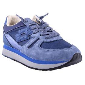 Zapatillas Mujer Lotto T0891 (Azul-01, 40)