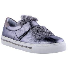 Zapatillas Mujer 32868077 (Plata, 36 )