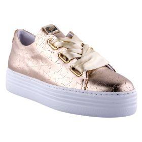 Zapatillas Deportivas Alpe Mujer 35553462 (Dorado, 36)