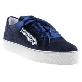 Zapatillas Deportivas Mujer Alpe 35831228 (Azul-01, 36)