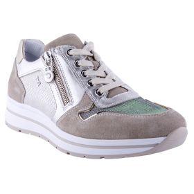 Zapatillas Deportivas Mujer Nero Giardini 05243D (Beige-01, 36)