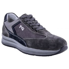 Zapatillas Hombre Nero Giardini 05251U (Gris-01, 40)