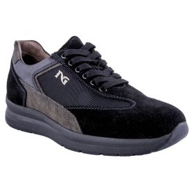 Zapatillas Hombre Nero Giardini 05251U (Negro, 40)