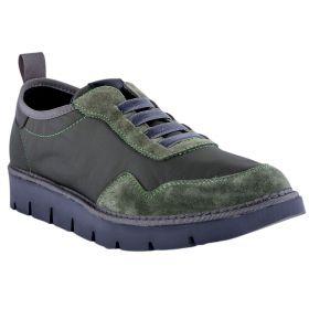 Zapatillas Hombre Pànchic P05USCABAS1501 (Verde-01, 45 )
