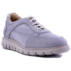 Zapatillas Mujer Visset 40687 (Gris-02, 35 )