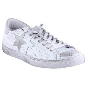 Zapatillas Mujer 2 Star 2SU001 (Blanco, 42)